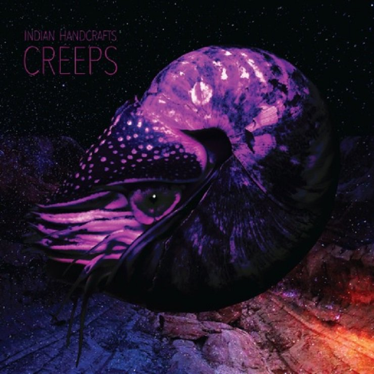 """Creeps"" by Indian Handcrafts"